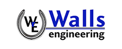 Walls Engineering Website